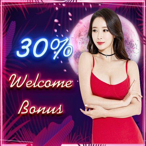 30% bonus